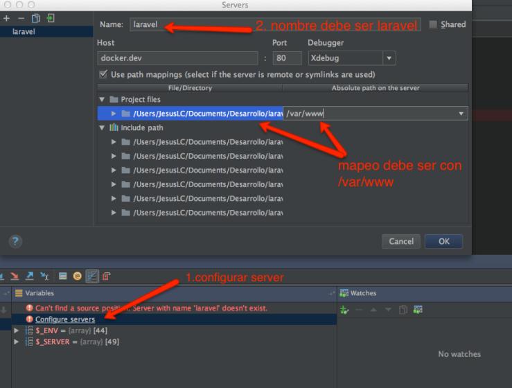 debug-server-config